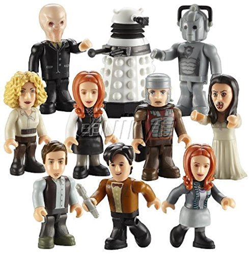 Doctor Who Micro-Figur Sortimentsauswahl - UK Import