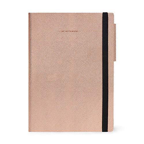 Legami - Cuaderno a rayas - Grande
