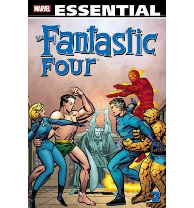 [ESSENTIAL FANTASTIC FOUR] by (Author)Lee, Stan on Oct-01-99