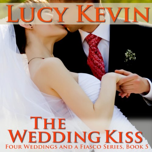 The Wedding Kiss audiobook cover art