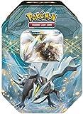 Ruksikhao Pokemon Black White Card Game Spring 2012 EX Collectors Tin Kyurem