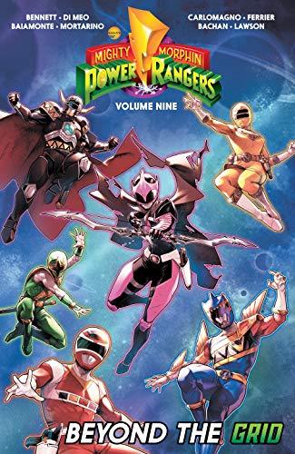 Mighty Morphin Power Rangers Vol. 9 (English Edition)