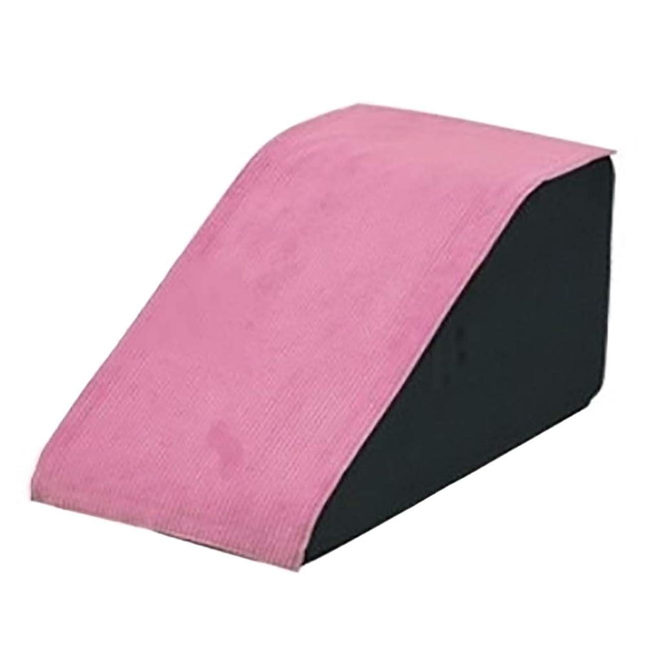 勝者パパ心臓ドッグステップ- 中型から大型ペット、ソファ/ベッド、ピンクペット用傾斜路(50kg以内)、洗えるカバー (サイズ さいず : S-High 30cm)