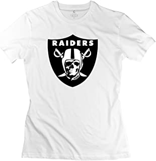 WSB Women's T-shirt Cool Raiders Customlized Tees White