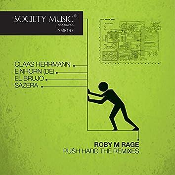 Push Hard - The Remixes -