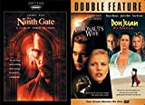 Johnny Depp Triple Feature - The Ninth Gate, The Astronauts Wife & Don Juan DeMarco 3-DVD Bundle
