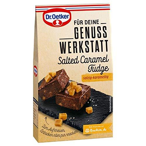 Dr. Oetker Salted Caramel Fudge, 100 g
