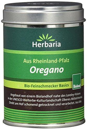Herbaria Oregano gerebelt Bio, 20 g Dose