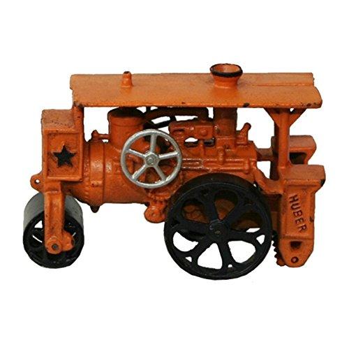 Luxus Pur UG Dampfwalze HUBER Gußeisen Antikspielzeug Deko beweglich Oldtimer Walze Dekoration