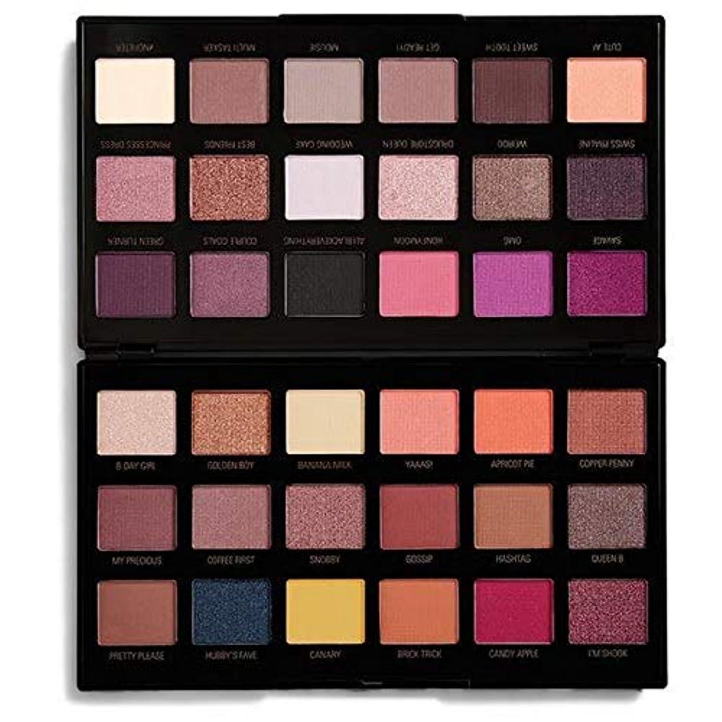 気がついておんどり文献[Revolution ] 化粧革命のXペトラアイシャドウパレット - Makeup Revolution X Petra Eye Shadow Palette [並行輸入品]