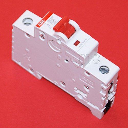 ABB SD201/63 Hauptschalter Lasttrennschalter Schalter 1-polig 63A rot