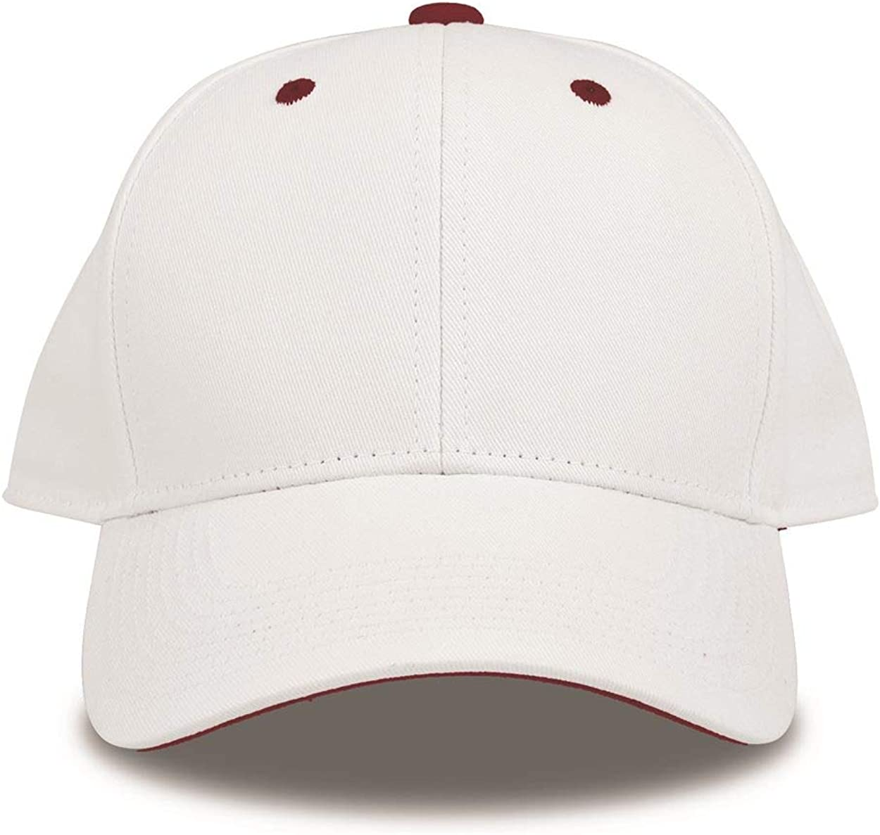 Buttons Two-Tone Visor