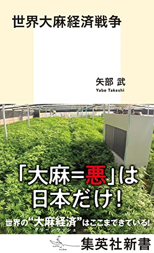 世界大麻経済戦争 (集英社新書)