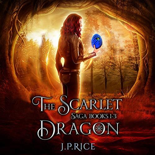 The Scarlet Dragon Saga, Books 1-3: An Urban Fantasy Adventure