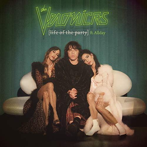 The Veronicas feat. Allday