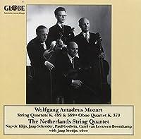 Wolfgang Amadeus Mozart: String Quartets and Oboe Quartet by Jaap Stotijn (1996-12-17)