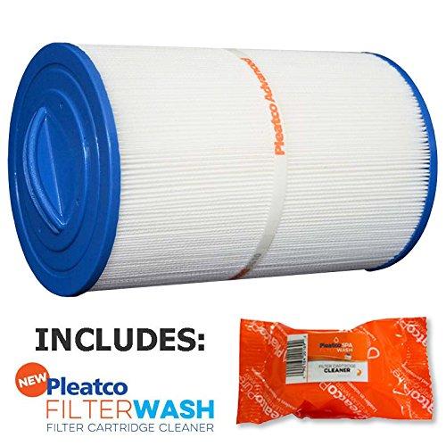 Pleatco Cartridge Filter PMA40L-F2M Master Spas Twilight X268365 w/ 1x Filter Wash