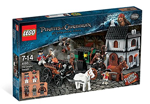 Lego Piraten der Karibik Die Flucht aus London (4193)