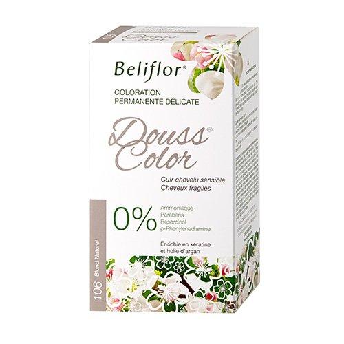 Beliflor Dousscolor Coloration Permanente N°106 Blond Naturel 134 ml
