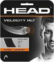 ヘッド(HEAD) 硬式テニス ガット ベロシティ マルチセット 12m 281404 ナチュラル