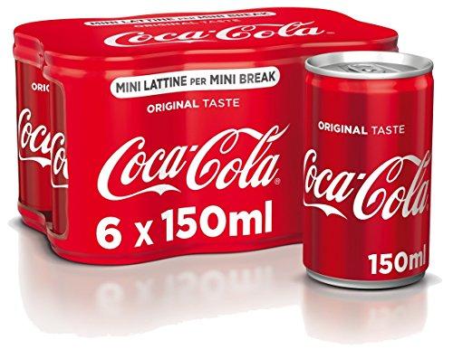 Coca Cola Original Coke (12x150ml Dose)