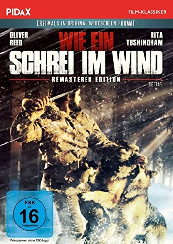 Wie ein Schrei im Wind (The Trap) - Remastered Edition / erstmals im Original-Widescreen-Format (Pidax Film-Klassiker)
