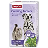 Beaphar Calming Tablets for Cats and Dogs