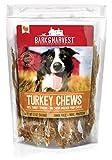 Superior Farms Pet Provisions Bark & Harvest Turkey Tendon Chews, 2 oz Bag (16007)
