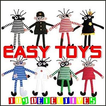 Easy Toys Toy Detective - EP