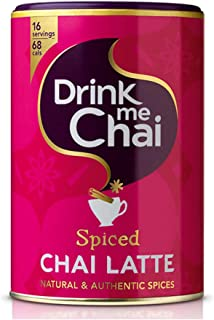 Drink Me Chai Spiced Chai Latte 250 g (Pack of 6