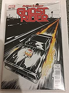 Ghost Rider #1 Beyruth 1 per store Variant