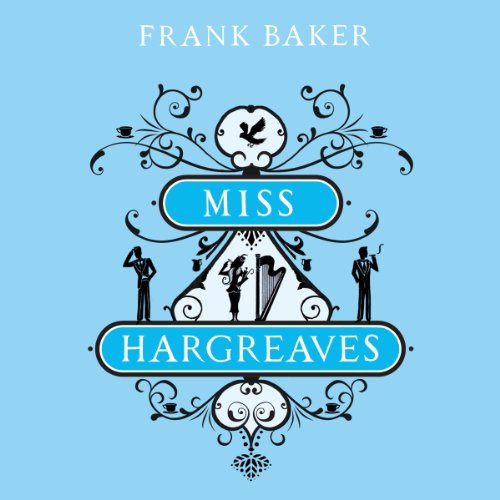 Miss Hargreaves audiobook cover art