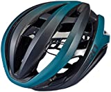 Giro Aether MIPS Casco de Ciclismo Road, Unisex Adulto, Verde y Negro Mate, Medium (55-59cm)