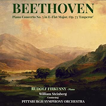 Beethoven: Piano Concerto No. 5 in E-Flat Major, Op. 73 'Emperor'
