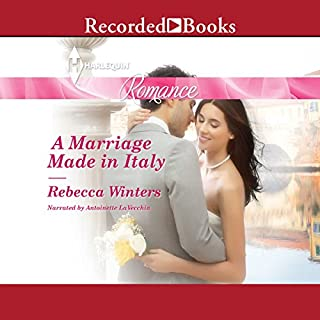 A Marriage Made in Italy audiobook cover art