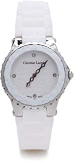 Christian Lacroix Casual Watch For Women Analog Silicone - C Clw8006501Sm