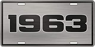 Best 1963 license plate Reviews