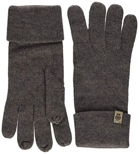Roeckl Damen Essentials Basic Handschuhe, Beige (Mink 118), One Size
