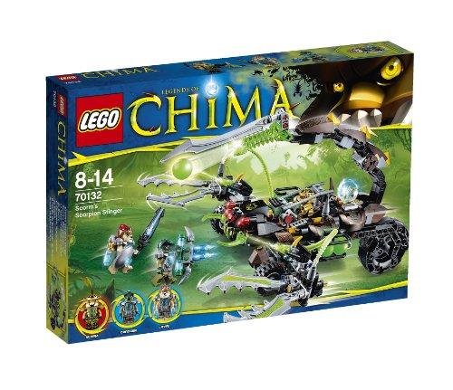 LEGO Legends of Chima 70132 - Scorms Skorpionstachel