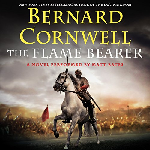 The Flame Bearer audiobook cover art