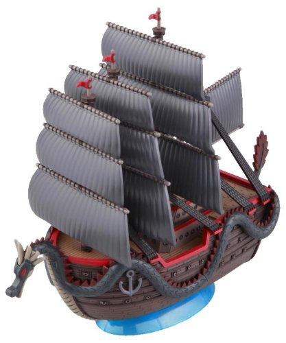 Bandai Hobby Grand Ship Collection Dragons Ship One Piece Model Kit