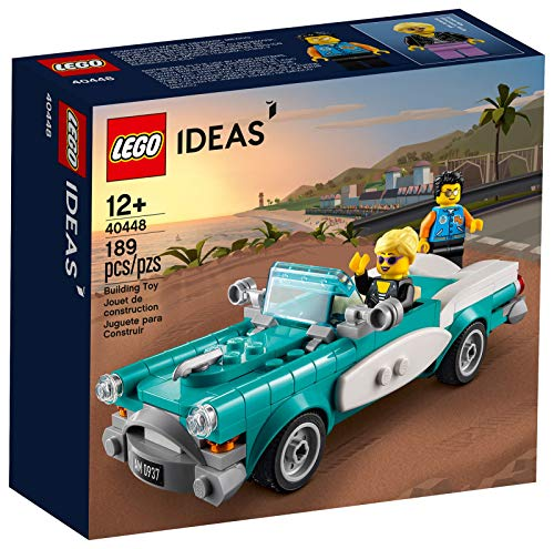 Lego 40448 Ideas Vintage 50's Car 189pcs - WeeDoo Toys