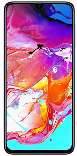 Samsung Galaxy A70 (Black, 6GB RAM, 128GB Storage)
