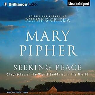 Seeking Peace audiobook cover art