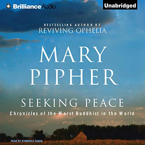 Seeking Peace audiobook cover art