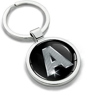 Keychain Alphabet Key Ring Letter A KK 1