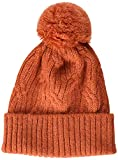 United Colors of Benetton BERRETTO 117VD0138 Juego de Accesorios de Invierno, Arancione 678, Talla única para Mujer