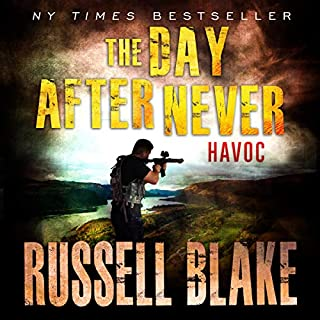 Havoc audiobook cover art