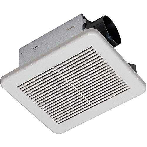 Hampton Bay 80 CFM No Cut Ceiling Humidity Sensing...