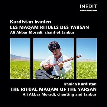 Kurdistan iranien : Les Maqam rituels des Yarsan (Iranian Songs & Drums)